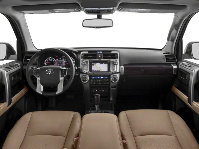 2018 Toyota 4runner Limited Toyota Dealer Serving Bronx