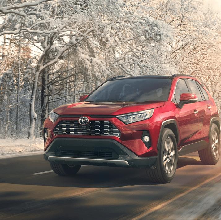 2019 Toyota Rav4: Toyota RAV4 In Bronx, NY